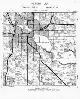 Albert Lea Township, Freeborn County 1965